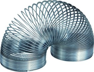 The famous slinky